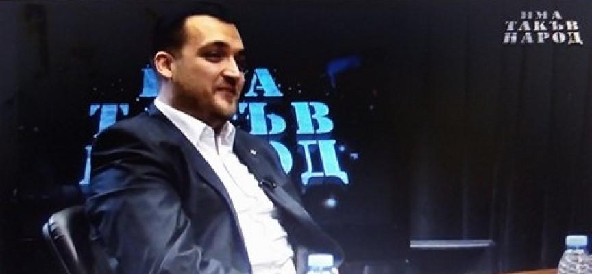 Явор Доков, жертвата на Волен Сидеров от инцидента на магистралата, също иска при Слави