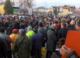 Привържениците на Марин Рачев протестираха във Варвара