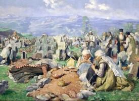 Архангелова задушница е, почитаме мъртвите и войниците загинали в името на България