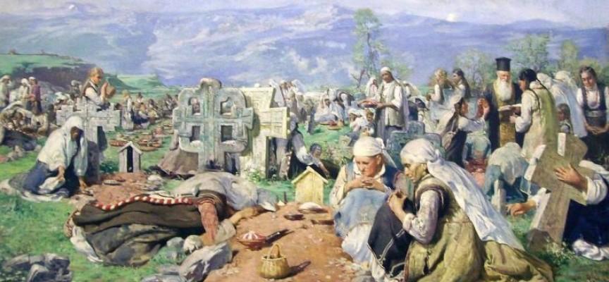 УТРЕ: Почитаме мъртвите с Месопустна задушница