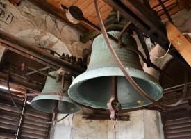 Започна подготовката за поставянето на новата камбана в Ивайло