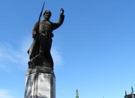 Ето къде са войнишки паметници в областта, поставете цвете