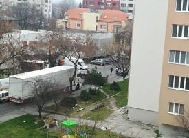 """Пазарджик: Две коли се кюснаха на ул. """"Петър Бонев"""""""
