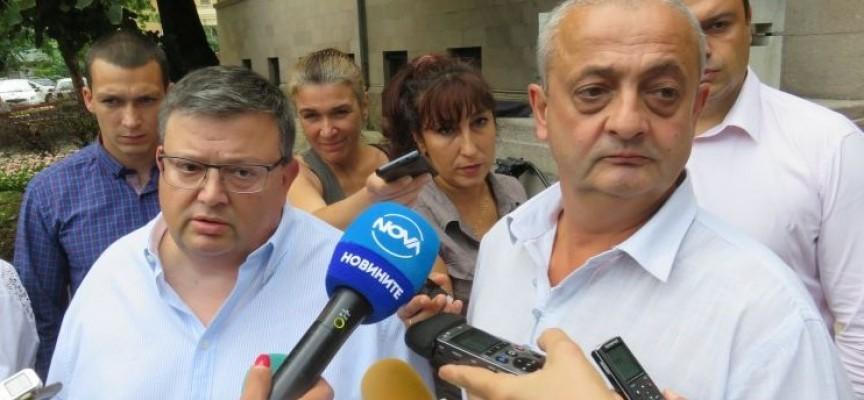 Шефът на Окръжна прокуратура Васил Малинов: По случая с изтеклата от ДАНС информация тече проверка