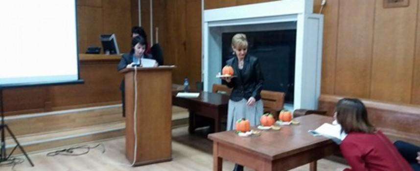 Пазарджик: Районен съд отличи четирима съдии с най-добри постижения през 2017 г.
