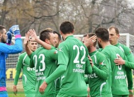 ФК Хебър надигра Балкан, победи с 4:0