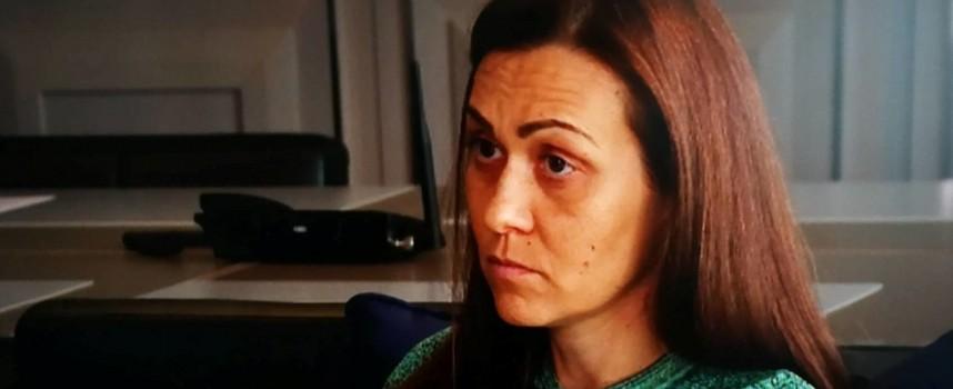 Ето как изглежда Гинка Върбакова, показаха я по телевизията
