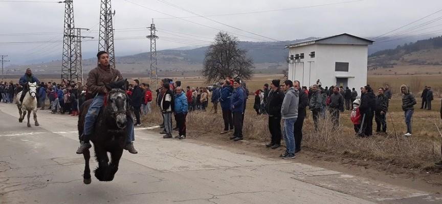 Ракитово: Жребците Гошо, Мартин, Бончо и Арап спечелиха надбягването на Тодоровден