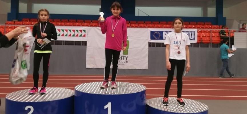 Пазарджиклийката Йоана Тръндева спечели злато и сребро на GO! KIDS! 2018