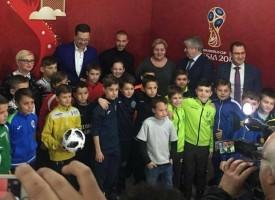 """Малките на Хебър ще участват в """"Мини Световно първенство"""""""