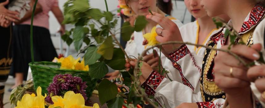 Цветница е! 3554 празнуват в община Пазарджик
