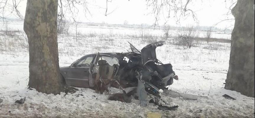 Катастрофа на изхода на Пазарджик в посока Пловдив