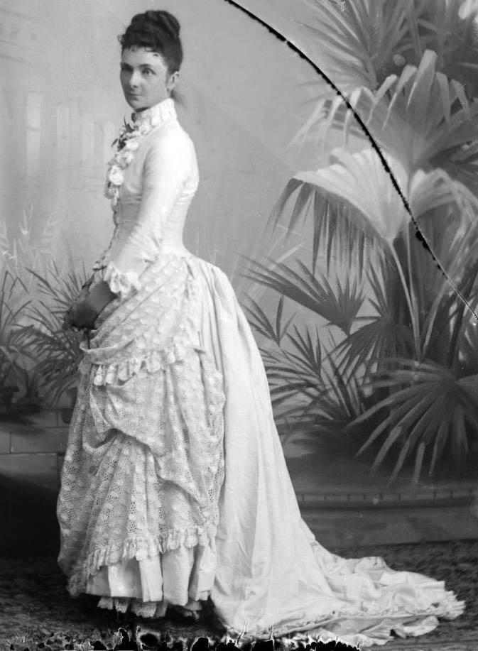Studio portrait, Sydney, Australia, ca. 1880-1923.