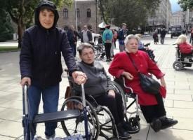 Хората с увреждания отново в протестна готовност