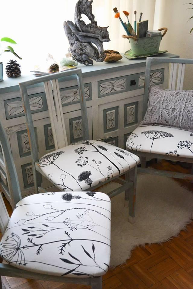 07тапицирани столове