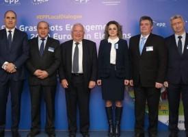 Жозеф Дол се срещна с кметовете на Брацигово, Пещера и Панагюрище