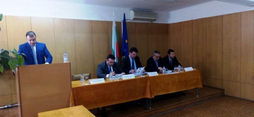 Главен комисар Младен Маринов дойде да чуе отчета на ОД МВР- Пазарджик