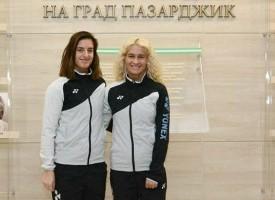 Стефани и Габриела Стоеви са Европейски шампионки на двойки жени