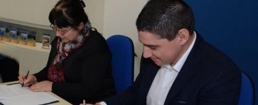 """Областният инфоцентър стартира турне за """"Предприемачи в действие""""."""