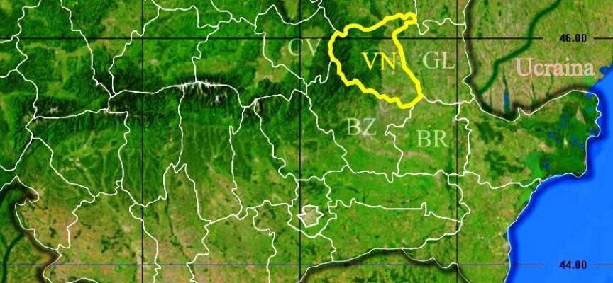 Паника в Свищов, трус 4.7 по Рихтер разтресе планина Вранча