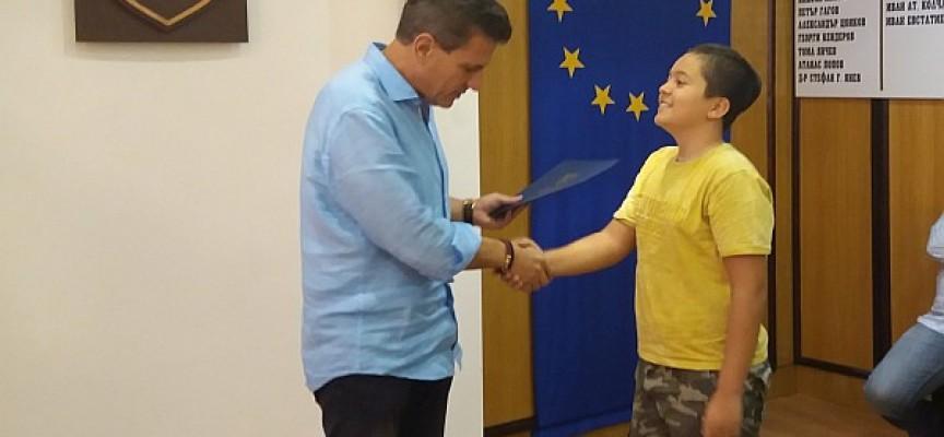 Пазарджик, да подкрепим Кристиян Павлов