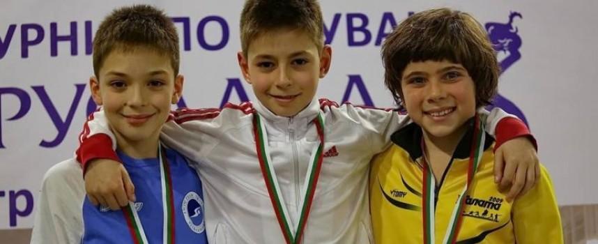 """СК""""Шампион"""" с най-много купи и медали от всички клубове от Държавното първенство по модерен петобой"""