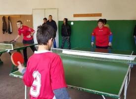 Училищни отбори се състезаваха в Общински турнир по тенис на маса в Ракитово