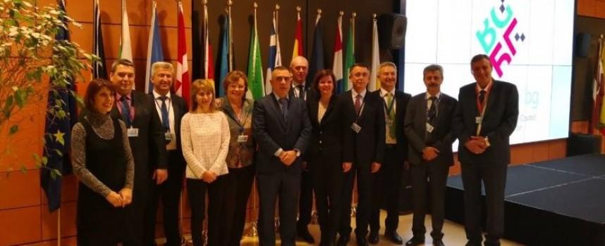 Българската делегация в Европейския комитет на регионите се присъедини към Алианса за силна кохезионна политика