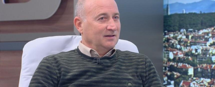 """Война и мир: Владимир Добрев отново осъди ИА""""Автомобилна администрация"""""""