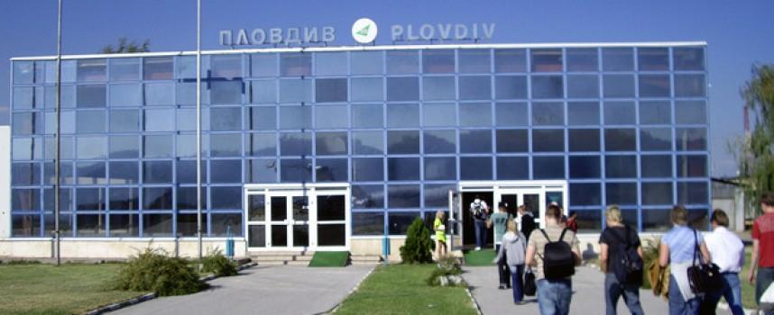 Правителството даде на концесия летище Пловдив