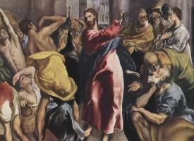 Страстната седмица пресъздава последните дни на Спасителя, днес е Велики понеделник