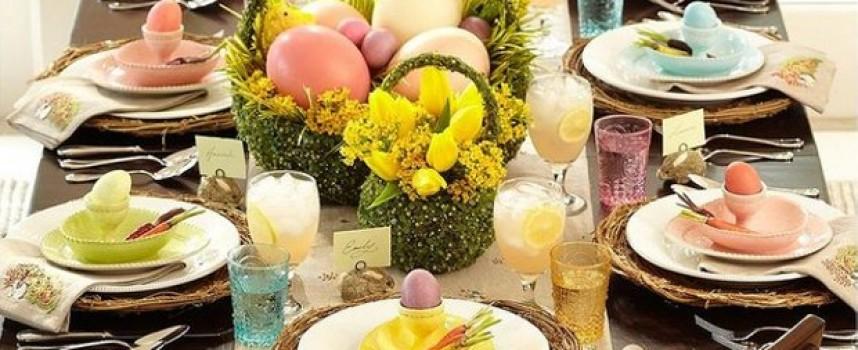 Колко ще ни струва Великденската трапеза?