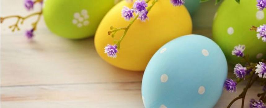 Няколко идеи за боядисване на яйца с екопродукти