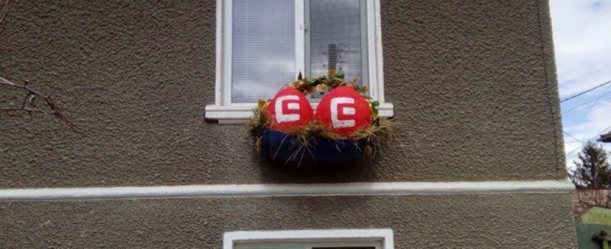 Великденските вдъхновения на Гарчо – ЧЕЗ и попинчани в повече