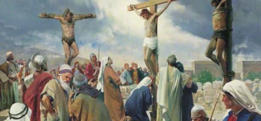 Разпети петък – денят на Христовите страдания