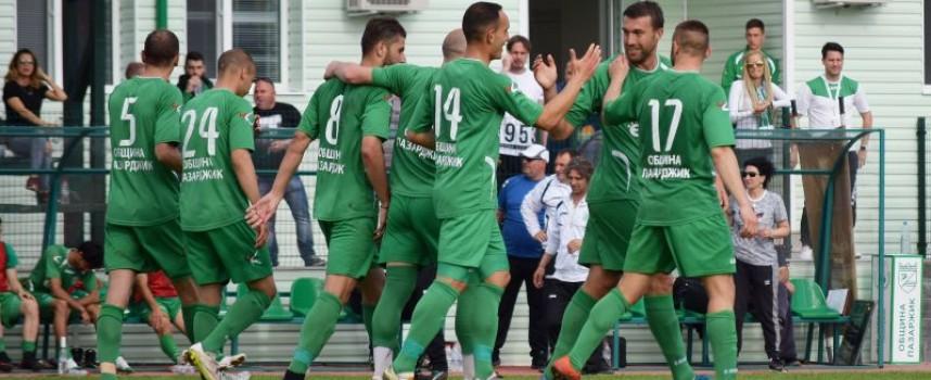 ФК Хебър започна тренировките си в Банско