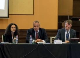 Зам.министър Стефан Балабанов бе домакин на командирската среща на Мрежата АТЛАС