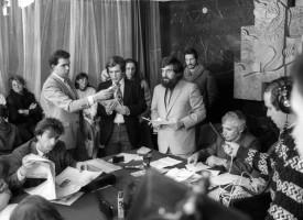 Почитат десидента и твореца Георги Спасов днес в София