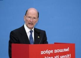 Аксаковци направиха възстановка на подписването на Договора за присъединяване към ЕС