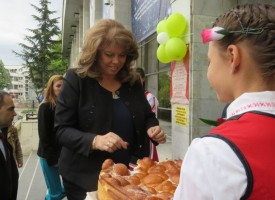 Професионалната гимназия по химия и хранителни технологии отбеляза половинвековен юбилей