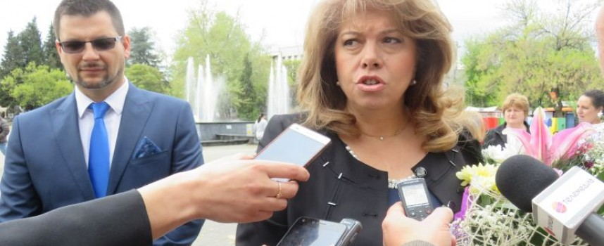 Илияна Йотова: Цветанов не може да си прости загубата на президентските избори