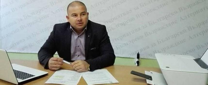 Атанас Шопов е кандидат за кмет на Пазарджик