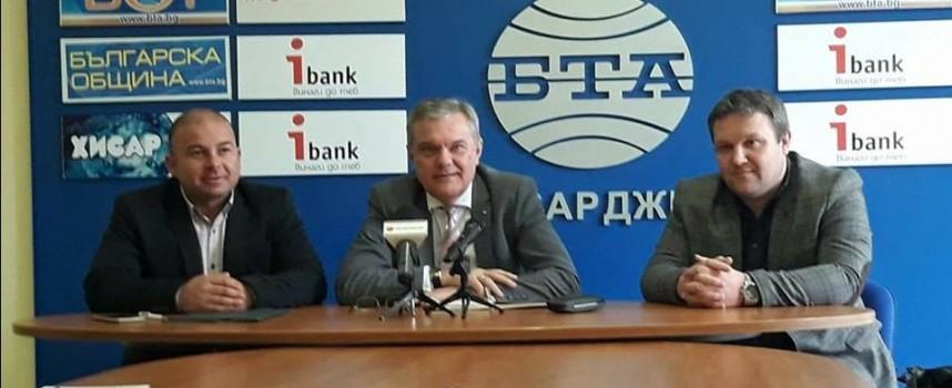 Довечера: Румен Петков ще стяга редиците за местни избори