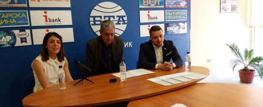 """Четири организации дариха средства за талантите номинирани от """"Надежда за Пазарджик"""""""