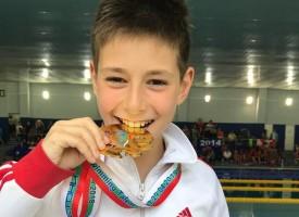 """СК """"Шампион"""" с първи златен медал от """"Талент къп"""" София"""