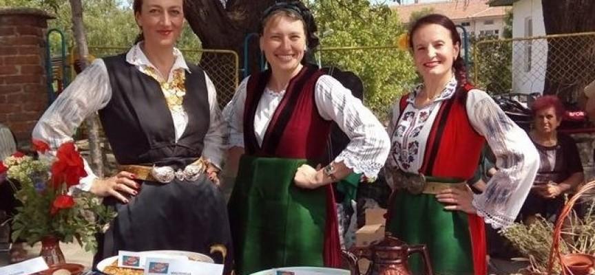 Седмият фестивал на шарената сол в Бъта вече е история