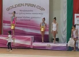 """Ансамбълът на """"Диляна Прима"""" със сребро от """"Golden Pirin Cup"""""""