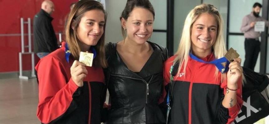 Сестри Стоеви финишираха първи в Холандия