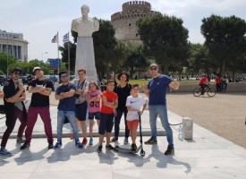Наши брейкъри спечелиха сърцата на публиката в Солун, пътуват за Германия