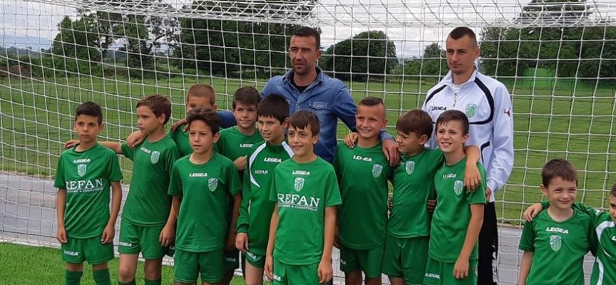 Георги Петков беше посрещнат с овации в Пазарджик